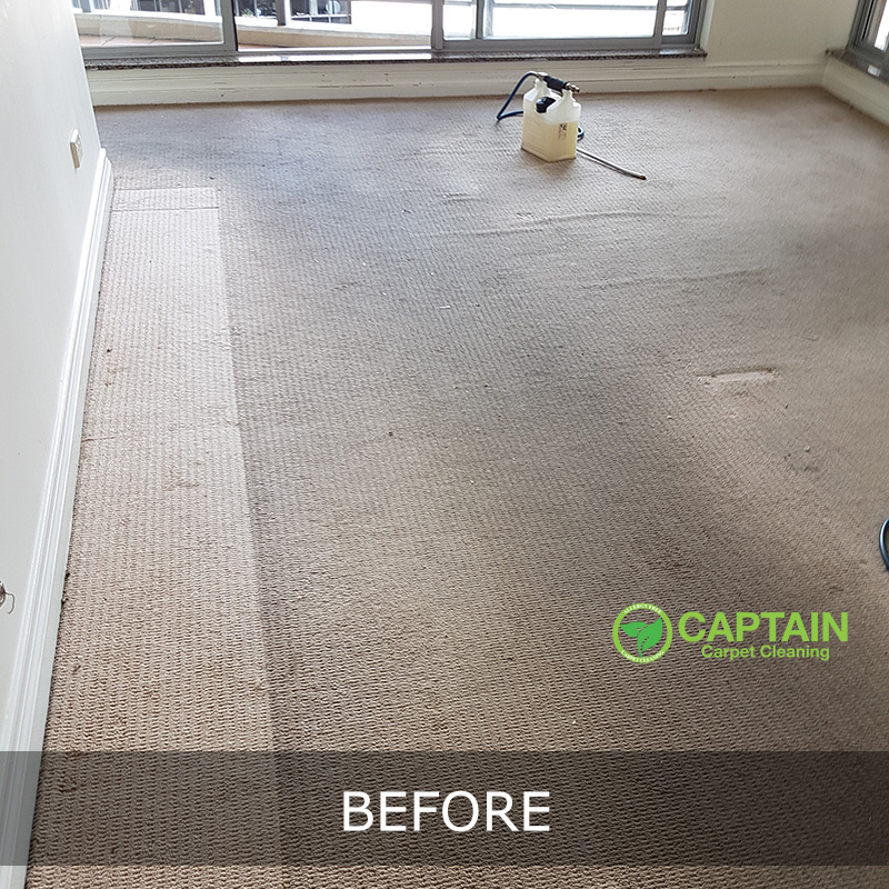 Captain Carpet Cleaning Our Services