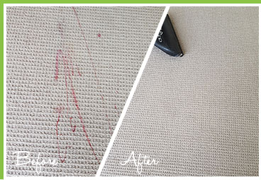 Carpet cleaning example 4